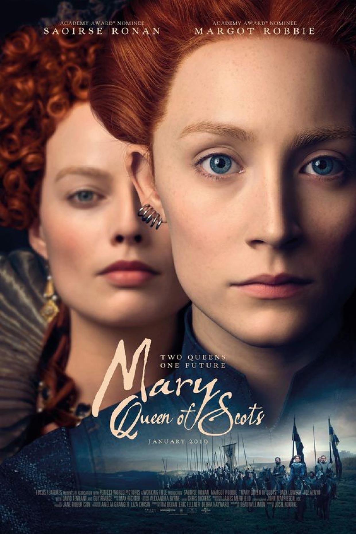 Black Barn OpenAir Cinema - Mary Queen of Scots