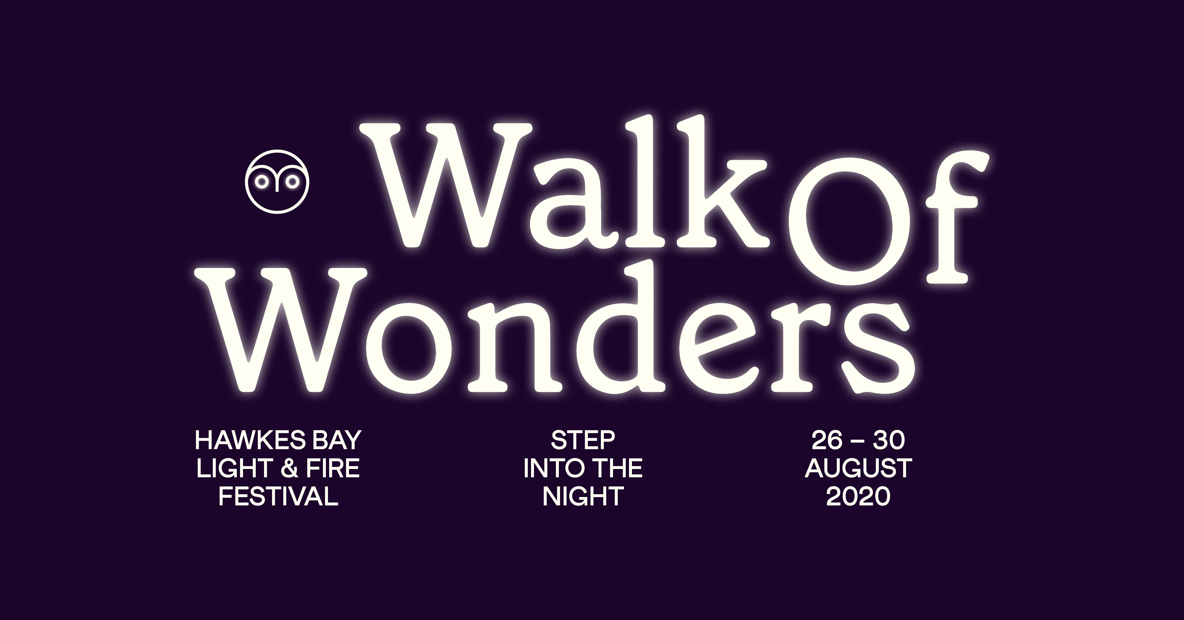 Walk of Wonders at Black Barn