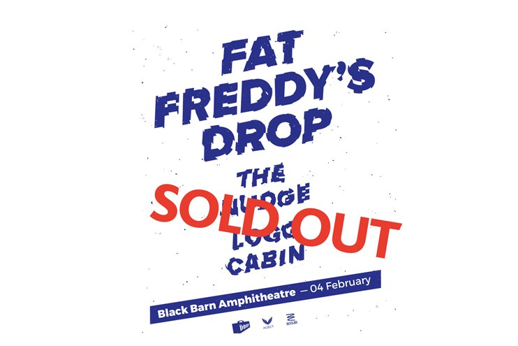 Fat Freddy's Drop - SOLD OUT
